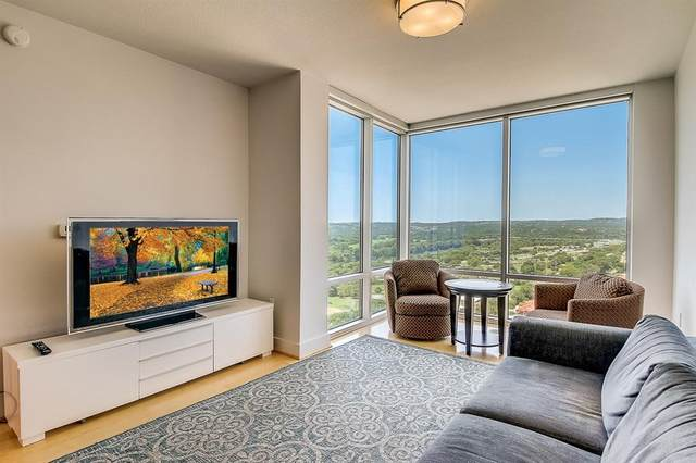 300 Bowie St #2206, Austin, TX 78703 (#6639764) :: Lancashire Group at Keller Williams Realty