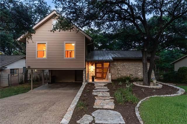427 Ridgewood Rd, West Lake Hills, TX 78746 (#6654662) :: Lauren McCoy with David Brodsky Properties