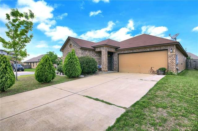 810 Big Sur Trl, Taylor, TX 76574 (#6654846) :: Realty Executives - Town & Country
