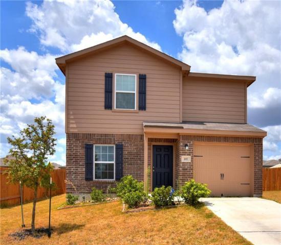 217 Koontz Loop, Jarrell, TX 76537 (#6656359) :: Realty Executives - Town & Country
