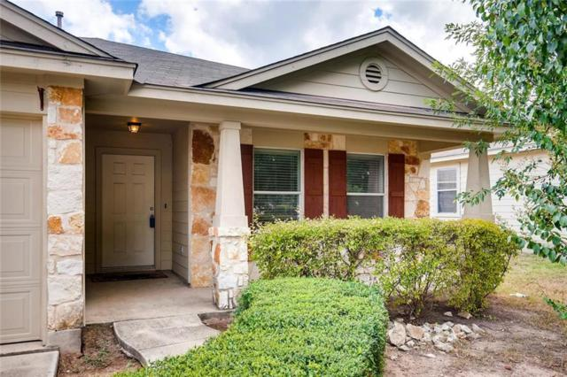 226 Tolcarne Dr, Hutto, TX 78634 (#6665558) :: The ZinaSells Group