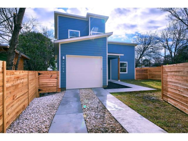 7403 Bethune Ave B, Austin, TX 78752 (#6674491) :: The ZinaSells Group