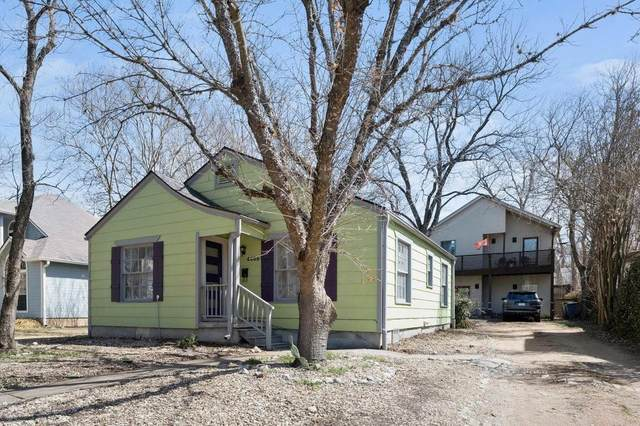4405 Shoalwood Ave, Austin, TX 78756 (#6691627) :: Green City Realty