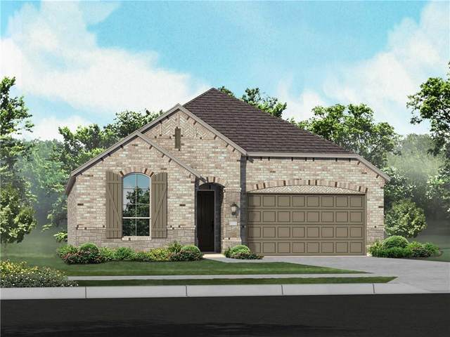 111 Golden Ln, Hutto, TX 78634 (#6693478) :: Papasan Real Estate Team @ Keller Williams Realty