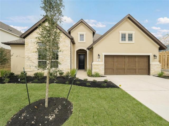 1412 Saddlespur Ln, Leander, TX 78641 (#6700097) :: Papasan Real Estate Team @ Keller Williams Realty