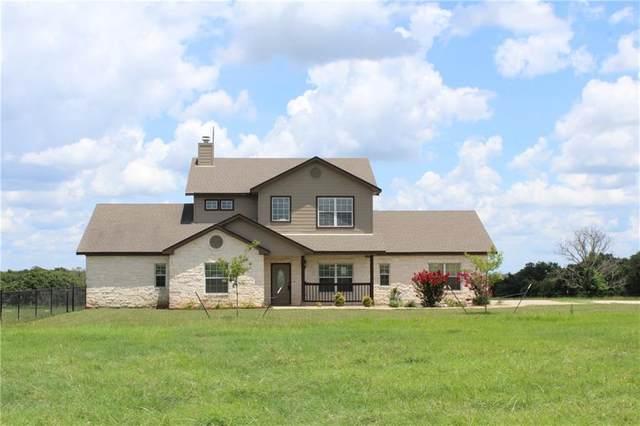 601 County Road 492, Thrall, TX 76578 (#6706034) :: Papasan Real Estate Team @ Keller Williams Realty