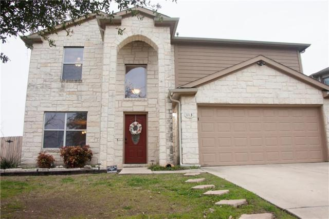 113 Tomatillo Cv, Kyle, TX 78640 (#6727763) :: Watters International