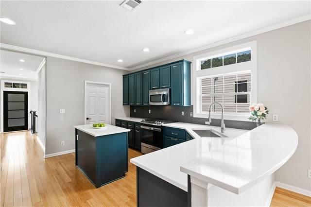 2417 Euclid Ave, Austin, TX 78704 (#6731330) :: Papasan Real Estate Team @ Keller Williams Realty