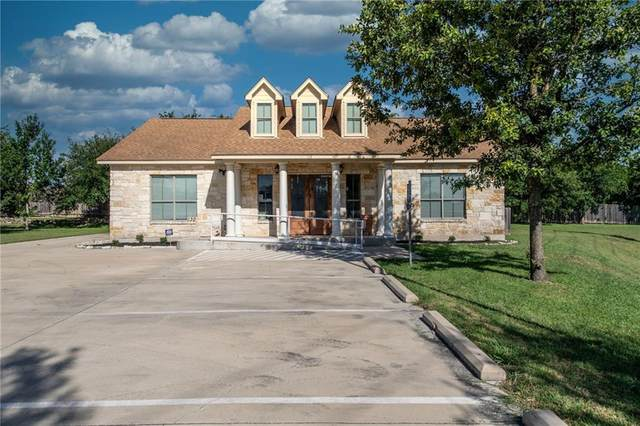 130 Hall Professional Ctr, Kyle, TX 78640 (#6757973) :: The Summers Group
