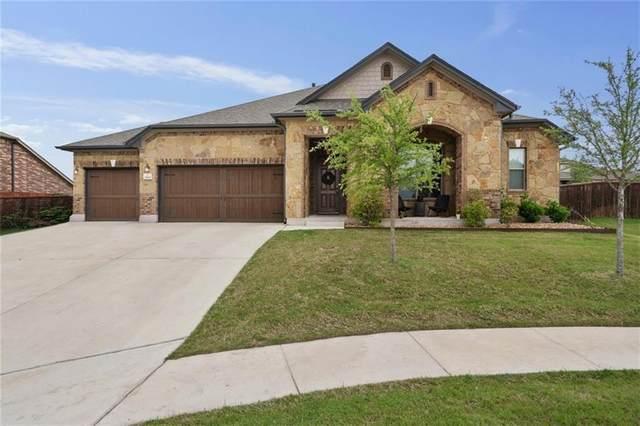 3060 Freeman Park Dr, Round Rock, TX 78665 (#6758808) :: Lucido Global