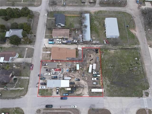 218 Elliott St, Taylor, TX 76574 (#6772948) :: Ben Kinney Real Estate Team