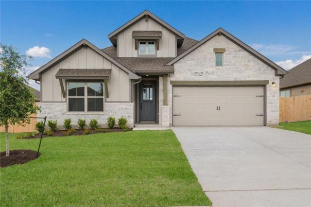124 Finley St, Hutto, TX 78634 (#6778539) :: 12 Points Group