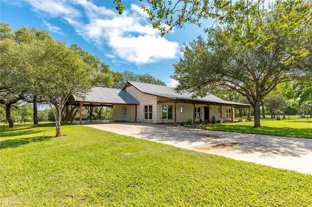 2104 Cr 444, Hallettsville, TX 77964 (#6816289) :: First Texas Brokerage Company