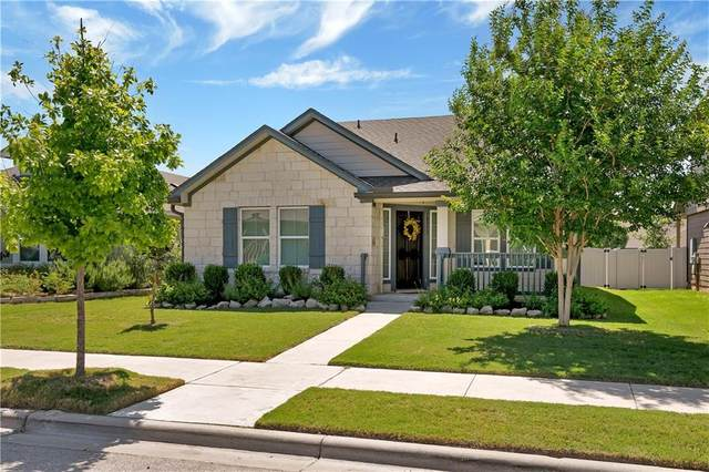 18333 Tall Grass Prairie Dr, Pflugerville, TX 78660 (#6816869) :: The Heyl Group at Keller Williams