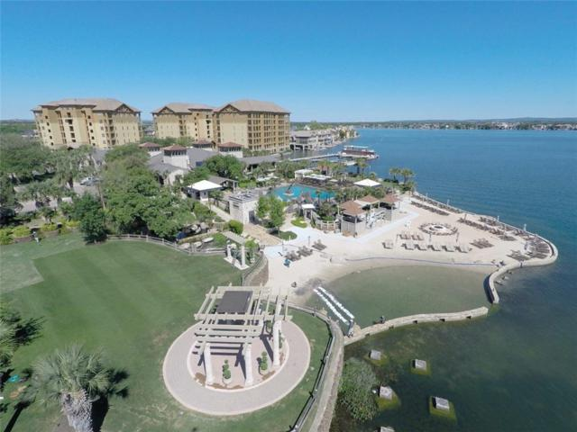 1000 The Cape Rd #22, Horseshoe Bay, TX 78657 (#6825855) :: The ZinaSells Group