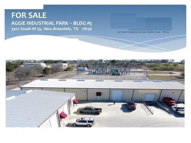 3927 S Interstate 35 #500, New Braunfels, TX 78132 (#6853232) :: Watters International