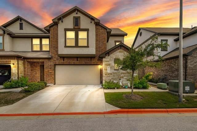2304 S Lakeline Blvd #351, Cedar Park, TX 78613 (#6856653) :: Papasan Real Estate Team @ Keller Williams Realty