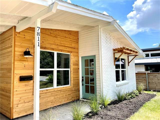 7811 Tisdale Dr, Austin, TX 78757 (#6858875) :: Ben Kinney Real Estate Team