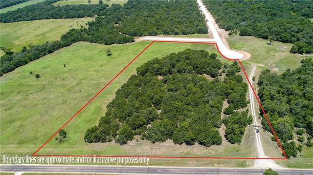TBD Serenity Ranch Road (Tract 9 - 11.62 Ac), Caldwell, TX 77836 (#6869071) :: Watters International