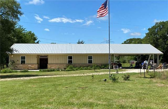 996 County Road 457, Thorndale, TX 76577 (#6874321) :: The Summers Group