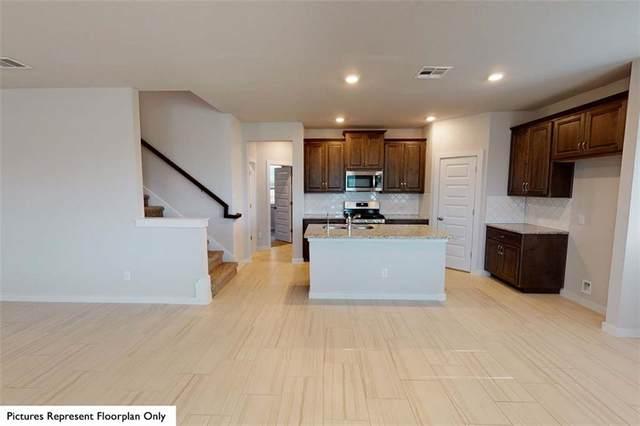 210 Whisper Rill Dr, Hutto, TX 78634 (#6890189) :: Papasan Real Estate Team @ Keller Williams Realty