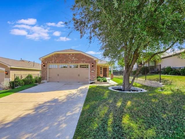 313 Kings Creek Rd, Georgetown, TX 78633 (#6898205) :: First Texas Brokerage Company