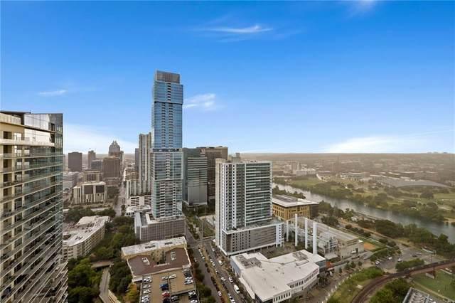 300 Bowie St #3901, Austin, TX 78703 (#6898854) :: Ben Kinney Real Estate Team