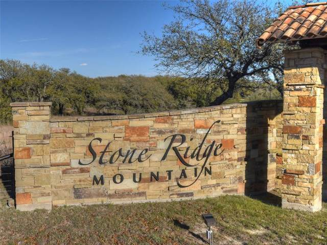 TBD Stone Ridge Mountain Dr, Round Mountain, TX 78663 (#6921180) :: Azuri Group | All City Real Estate