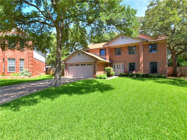 12604 Velarde Cv, Austin, TX 78729 (#6930357) :: Ben Kinney Real Estate Team
