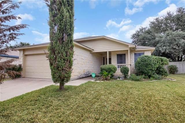 2317 Friarcreek Loop, Round Rock, TX 78664 (#6947097) :: Ben Kinney Real Estate Team