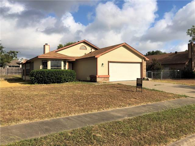 3211 Green Valley Dr, Killeen, TX 76542 (#6975095) :: The Heyl Group at Keller Williams