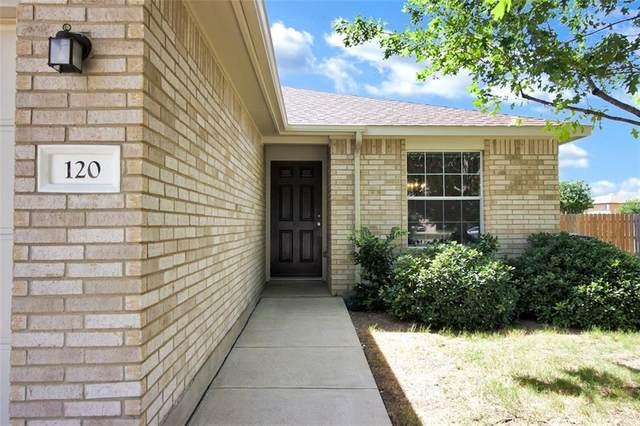 120 Brickyard Ln, Jarrell, TX 76537 (#6985254) :: R3 Marketing Group