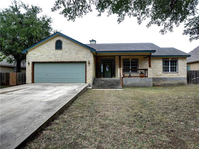54 Ridgewood Cir, Wimberley, TX 78676 (#6987614) :: The Perry Henderson Group at Berkshire Hathaway Texas Realty
