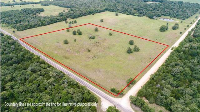 TBD County Road 130 (Tract 4 - 10.94 Ac), Caldwell, TX 77836 (#6999216) :: Watters International