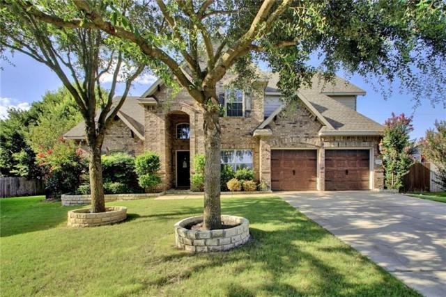 720 Tom Kite Dr, Round Rock, TX 78664 (#7014573) :: The Heyl Group at Keller Williams