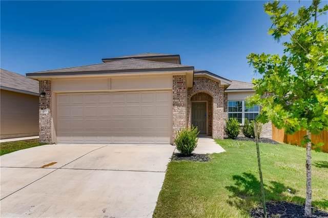 213 Purple Mountain Dr, Liberty Hill, TX 78642 (#7020984) :: Papasan Real Estate Team @ Keller Williams Realty