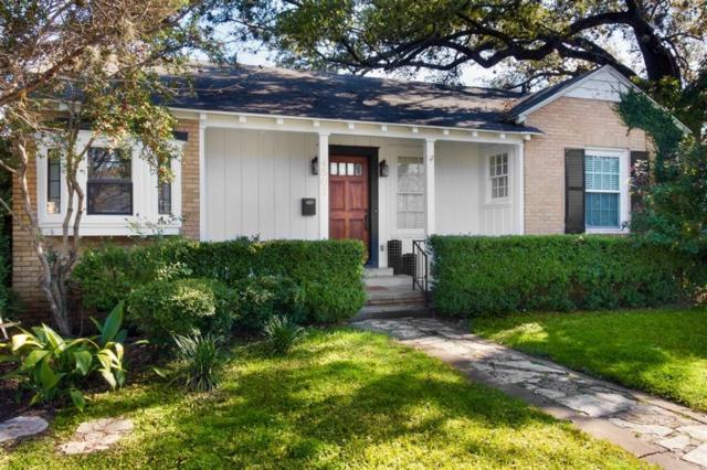 4501 Sinclair Ave, Austin, TX 78756 (#7033522) :: The Perry Henderson Group at Berkshire Hathaway Texas Realty