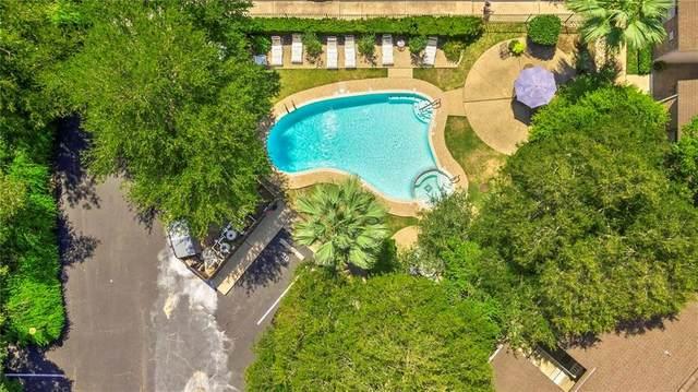 3839 Dry Creek Dr #129, Austin, TX 78731 (#7041285) :: Lauren McCoy with David Brodsky Properties