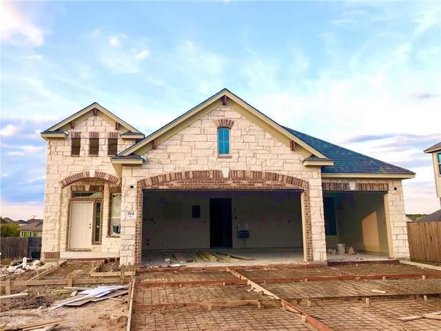 704 Coltrane Dr, Pflugerville, TX 78660 (#7043653) :: Ben Kinney Real Estate Team