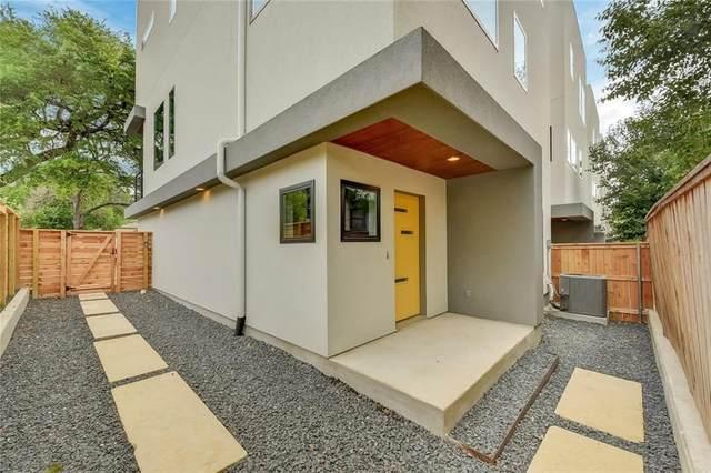 2301 Bluebonnet Ln #1, Austin, TX 78704 (#7079569) :: Zina & Co. Real Estate