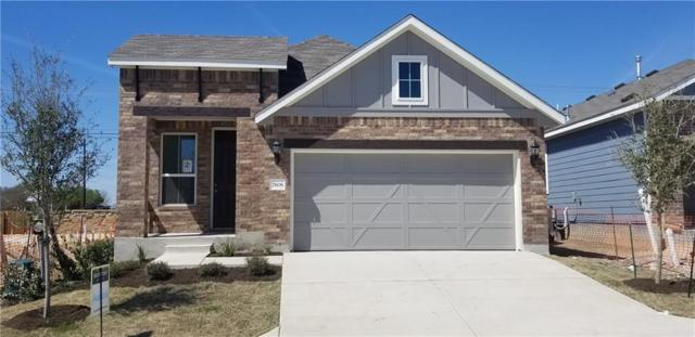 7606 Rubel Way, Round Rock, TX 78665 (#7117696) :: 12 Points Group