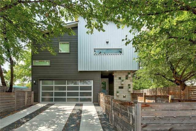 2307 E 2nd St A, Austin, TX 78702 (#7158097) :: Papasan Real Estate Team @ Keller Williams Realty