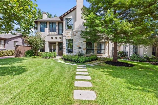 2802 Windsor Rd A, Austin, TX 78703 (#7161564) :: The Perry Henderson Group at Berkshire Hathaway Texas Realty