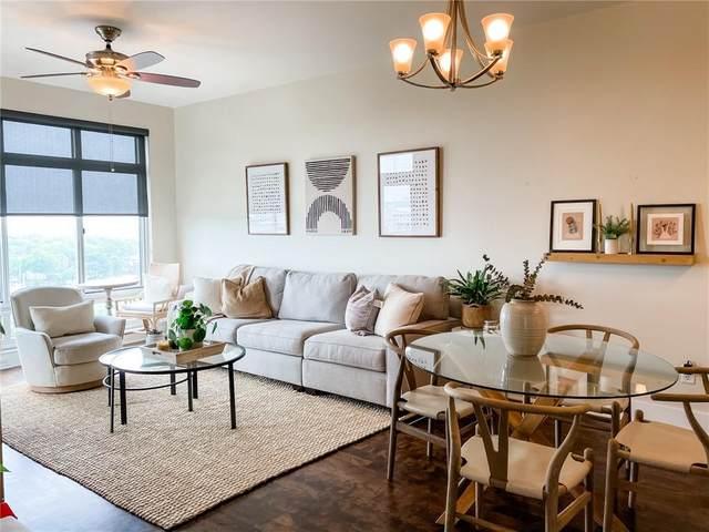 603 Davis St #1106, Austin, TX 78701 (#7167113) :: Zina & Co. Real Estate