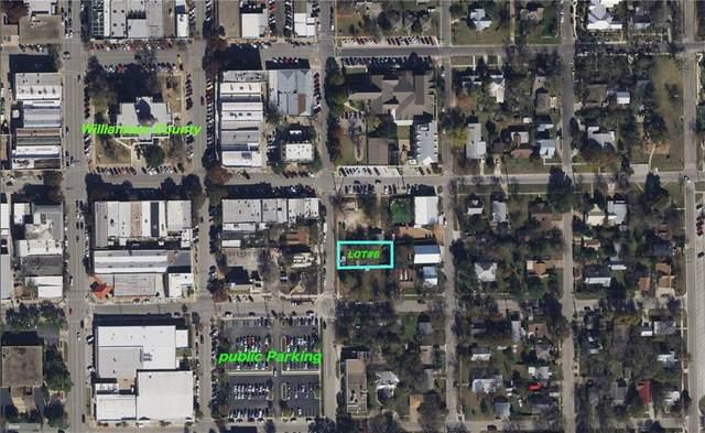 809 S Church St, Georgetown, TX 78626 (MLS #7173577) :: Brautigan Realty