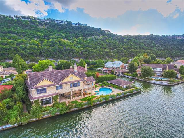 4105 Shimmering Cv, Austin, TX 78731 (#7188544) :: The Perry Henderson Group at Berkshire Hathaway Texas Realty