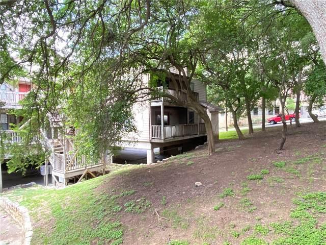 402 N Fredericksburg St #3, San Marcos, TX 78666 (#7192098) :: Watters International