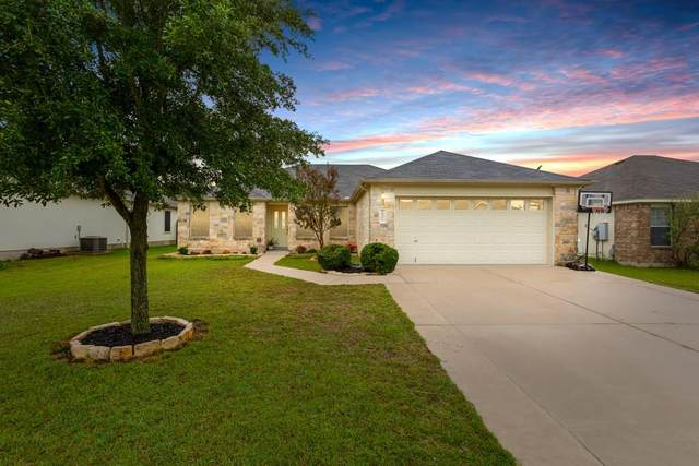 2901 Don Hill Ln, Taylor, TX 76574 (#7214368) :: The Perry Henderson Group at Berkshire Hathaway Texas Realty