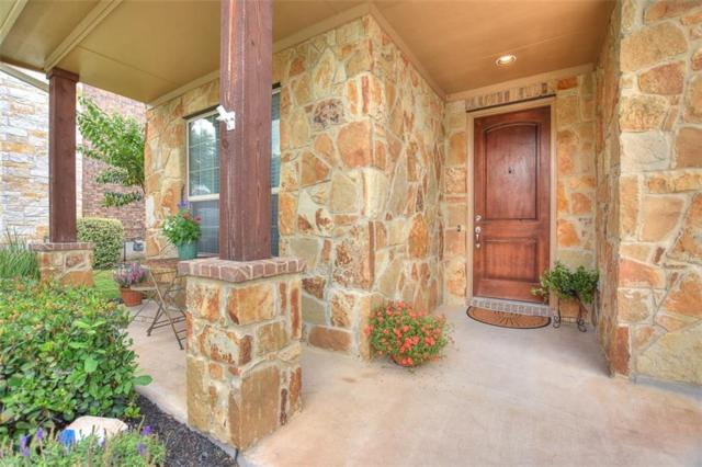 109 Cibolo Ridge Dr, Georgetown, TX 78628 (#7222203) :: The Heyl Group at Keller Williams
