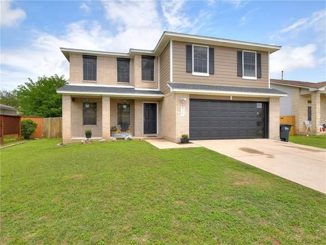 229 Spring Branch Loop, Kyle, TX 78640 (#7233443) :: Papasan Real Estate Team @ Keller Williams Realty